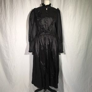 Vintage Sunshine Alley Gothic Victorian Dress 🦖